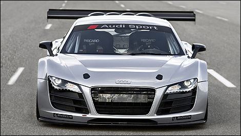audi produira une version course de sa r8 | actualités automobile