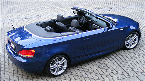 2008 Bmw 135i Cabriolet Review