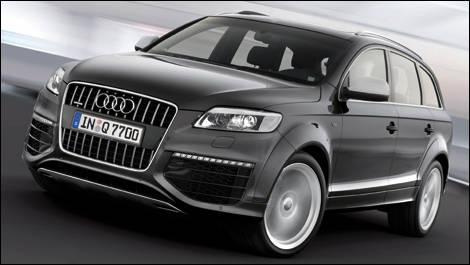 Audi Presents Q V TDI Quattro Car News Auto - Audi q7 v12