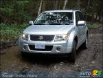 2009 Suzuki Grand Vitara First Impressions