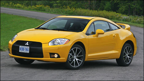 2009 Mitsubishi Eclipse First Impressions Video Editor S Review Car News Auto123