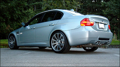 2008 BMW M3 Sedan Review Editor's Review | Car Reviews | Auto123