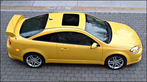 2008 Chevrolet Cobalt Ss Review Editor S Review Car Reviews Auto123