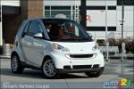 2008 smart fortwo passion coupe Review