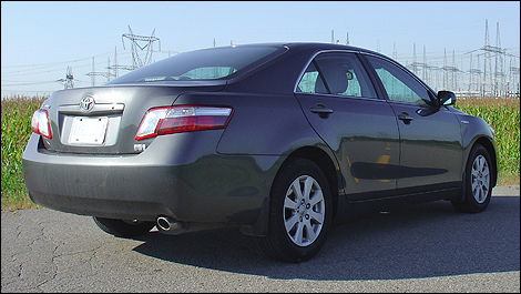 2009 Toyota Camry Hybrid Review Editor