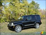 Jeep Liberty Limited 2008 : essai routier