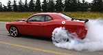Chrysler shows off Challenger SRT10 concept