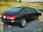 2008 Hyundai Azera Limited Review