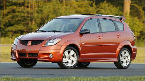 2003 2008 Pontiac Vibe Pre Owned