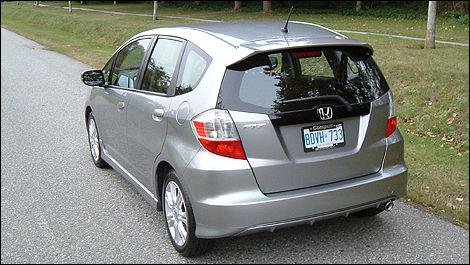 The 2009 Honda Fit Is Fun To Drive And Delivers Impressive Fuel Economy.