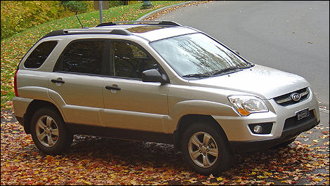 High Quality 2009 Kia Sportage LX V6 Road Test (video)