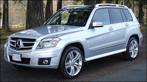 2010 Mercedes-Benz GLK350 First Impressions Editor's ...