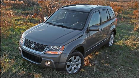 Suzuki grand vitara 2009 review