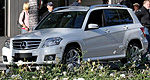 Scoop : le Mercedes GLK dans le film « Sex and the City »!
