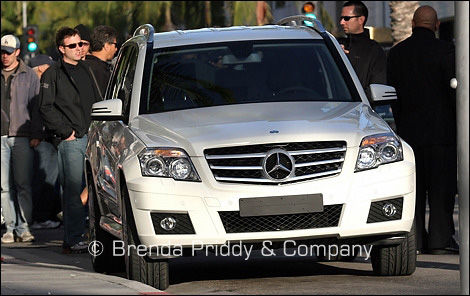 Scoop 2009 Mercedes Glk In Sex And The City Car News Auto123