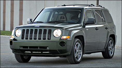 2009 jeep patriot north 4wd review editor 39 s review car news auto123. Black Bedroom Furniture Sets. Home Design Ideas