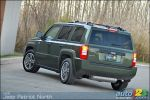 Jeep Patriot North 4RM 2009 : essai routier