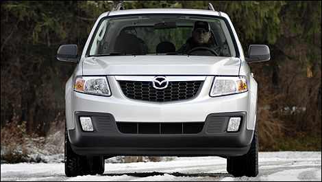2009 Mazda Tribute Gx I4 Awd Review