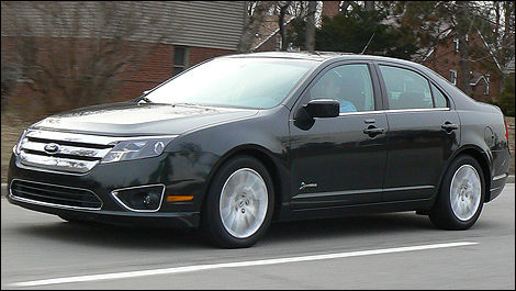The Ford Fusion Will Be Most Fuel Efficient Mid Sized Sedan In America