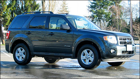 2009 Ford Escape Hybrid Awd Review