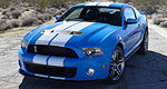 Ford Mustang Shelby GT500 2010 : aperçu