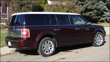gets more view and posh the front ford powerful review flex