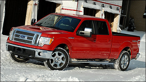 2009 ford f 150 supercrew lariat 4x4 review editor 39 s review car news auto123. Black Bedroom Furniture Sets. Home Design Ideas
