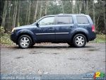 2009 Honda Pilot Touring Review