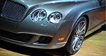 Bentley Continental GTC Speed makes debut in Detroit