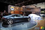 Production-ready 2010 Fisker Karma and Karma S Concept in Detroit