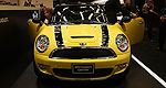 New topless MINI presented to Montreal