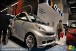 smart Canada shows off fortwo BRABUS at Montreal