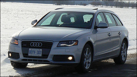 2009 Audi A4 Avant Review Video Editors Review Car Reviews