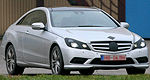 Scoop : Mercedes Classe E coupé 2010!