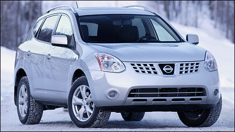2009 Nissan Rogue SL AWD Review