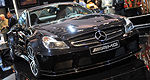 2010 Mercedes-Benz SL65 AMG Black Series and 10th-Anniversary smart in Toronto
