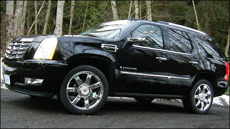 2009 Cadillac Escalade Hybrid Review