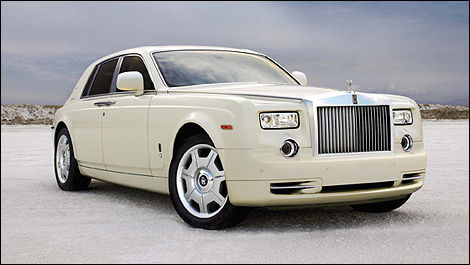 Rolls Royce Perfects The 2009 Phantom Industry Auto123