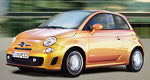 The Rinspeed E2, a 60- or 160-hp Fiat 500