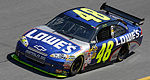 NASCAR: Jimmie Johnson ne panique pas