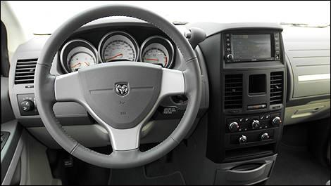 2009 Dodge Grand Caravan Sxt Review Editor S Review Car News Auto123