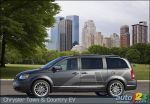 Chrysler Town & Country EV Prototype