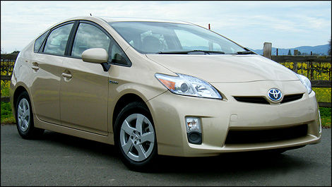 2010 Toyota Prius First Impressions