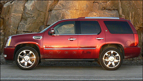 2009 Cadillac Escalade Hybrid Review Video