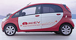 Mitsubishi i MiEV electric car hits B.C. roads this year