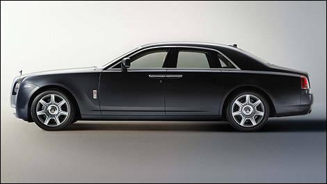 Rolls Royce Motor Cars Names Rr4 Industry Auto123