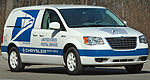 New Electric Minivan Concepts to U.S. Postal Service