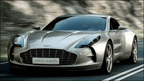 Aston Martin S One 77 Concept To Debut In Italy Car News Auto123