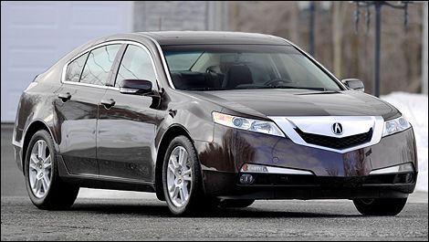2009 acura tl review editor s review car reviews auto123