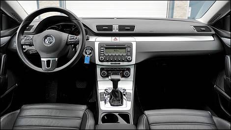 2009 Volkswagen Passat Cc Highline V6 4motion Review Editors Review